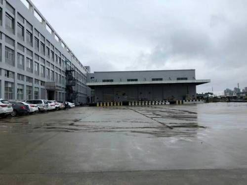 清溪三中10000平标准物流仓库厂房出租。丙二消防合格证