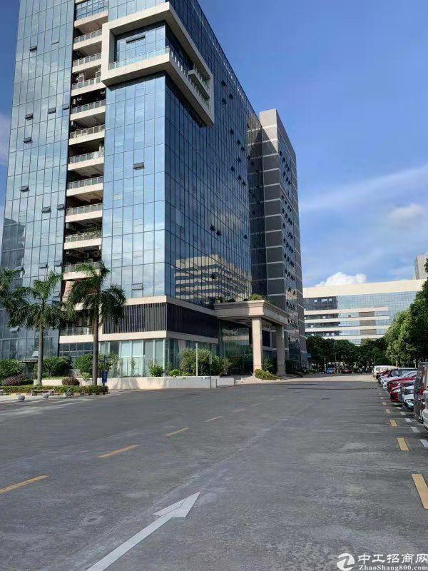 光明甲子塘高新科技园高楼层2000平方办公+车间加一楼500