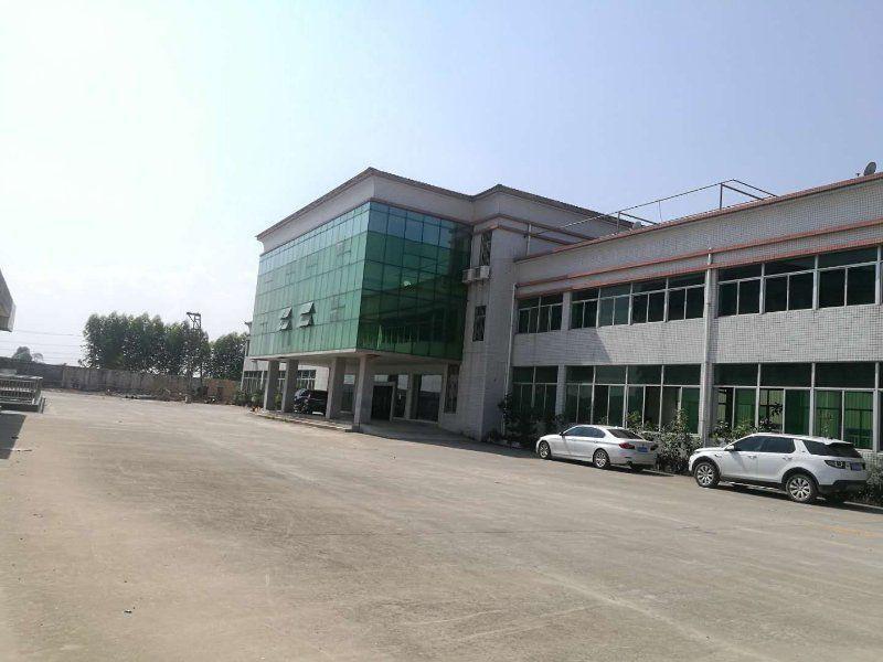 临莞市国有双证占地50亩建筑11600平厂房超低价出售