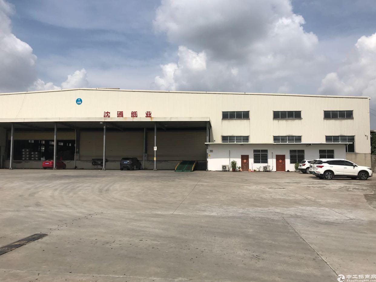 万江带高台仓库2500平米
