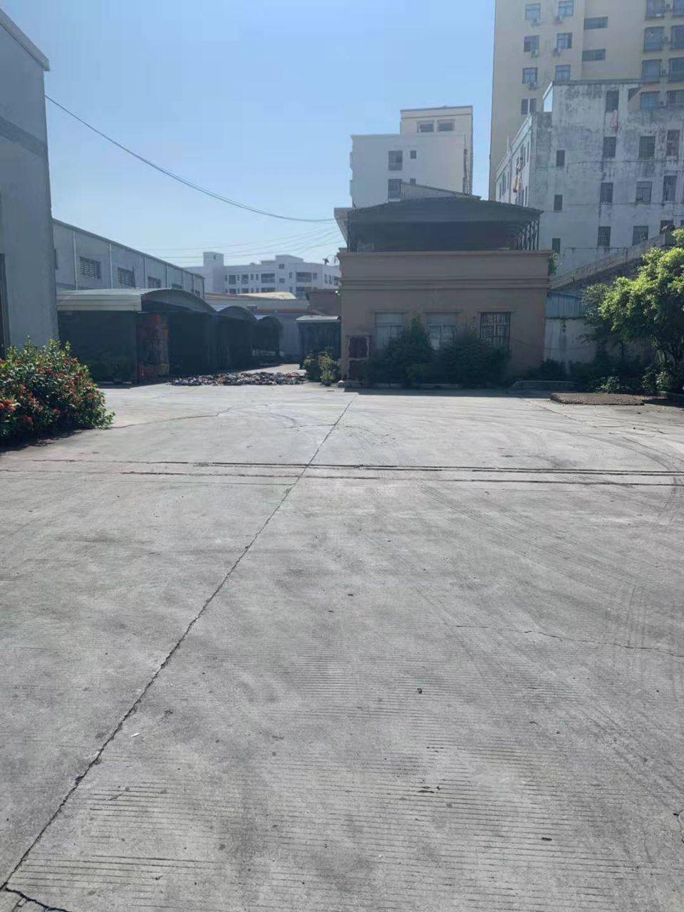高埗新岀独院7200平方厂房主车间3800平方宿舍800平方
