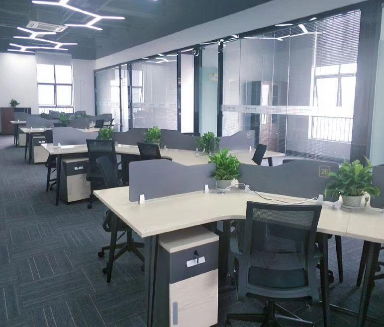 甲级精装办公室,小面积,卡位。