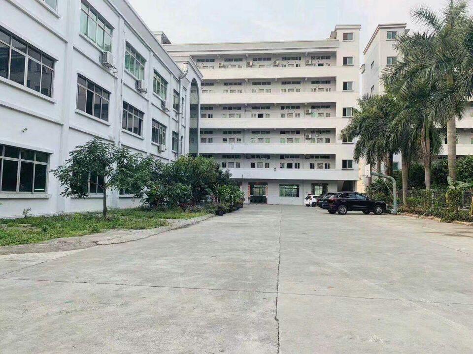清溪大利原房东一楼标准7米高厂房2000平米招租