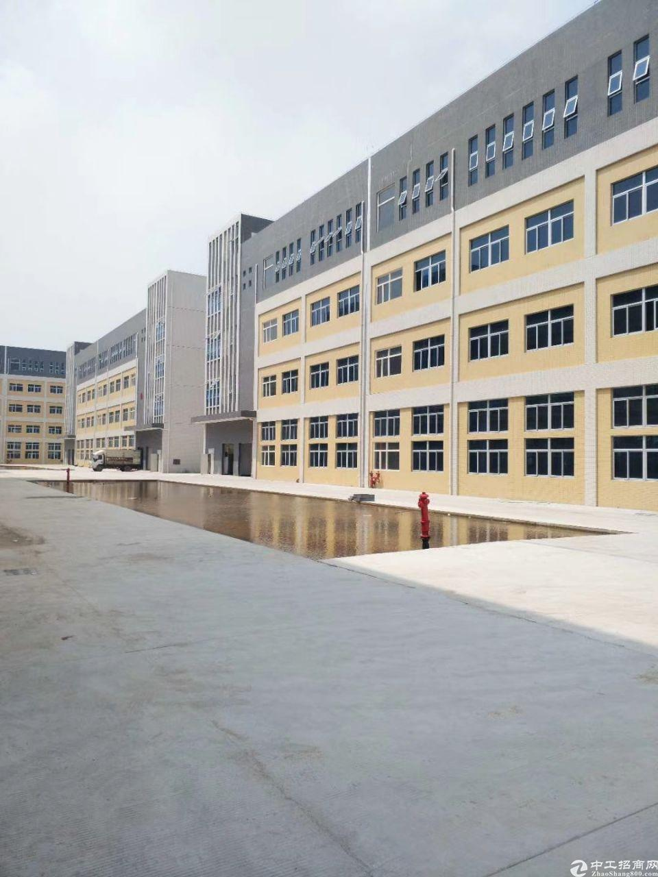 长安镇沙头新建厂房85000平