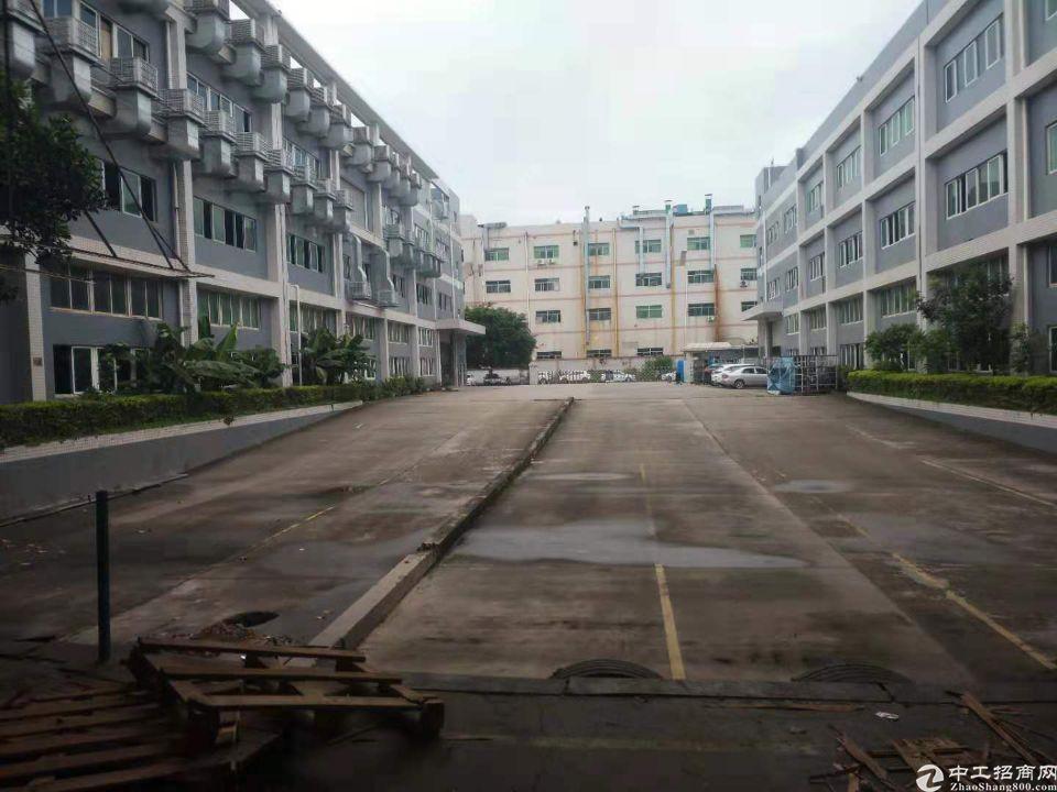 凤岗独院仓库55000平带卸货平台