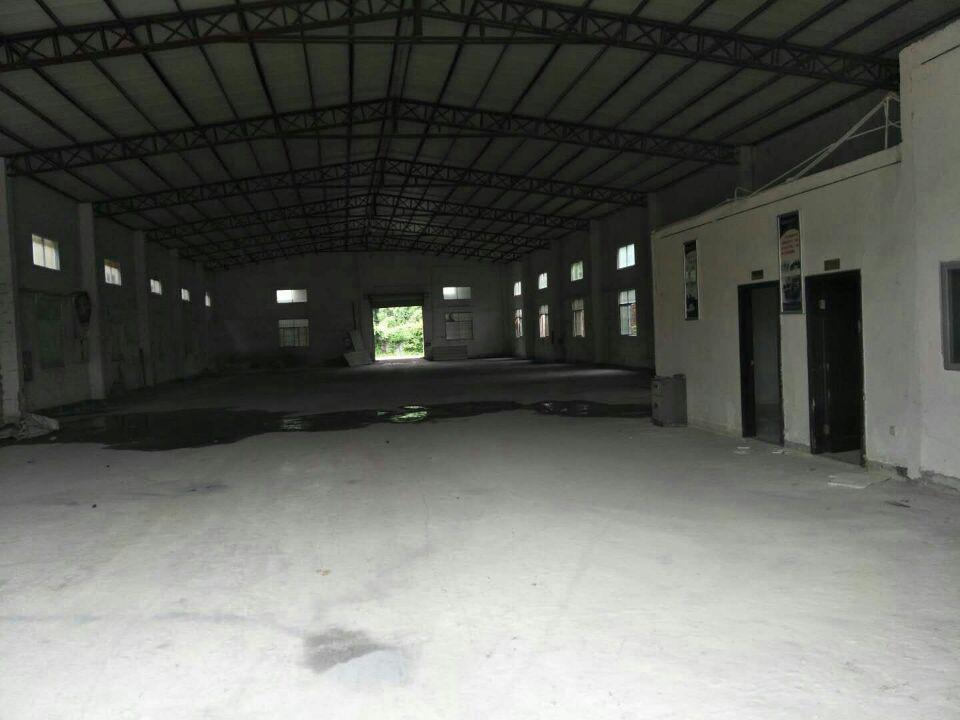 惠阳新圩镇独门独院钢构厂房2150平米-图2
