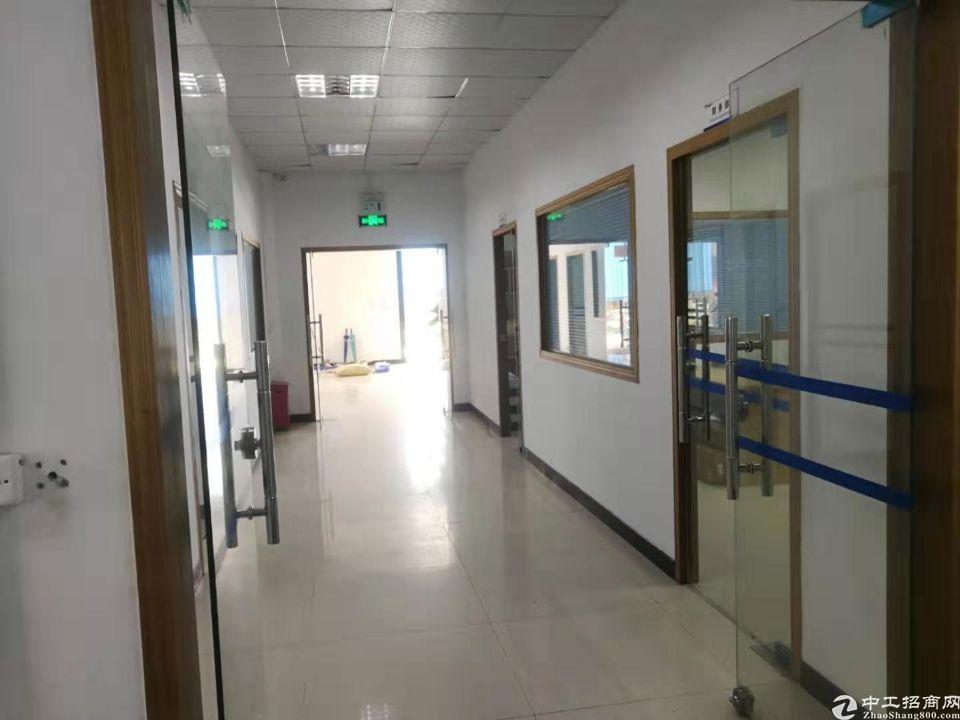 长安镇上角新出单一层1500平方厂房出租