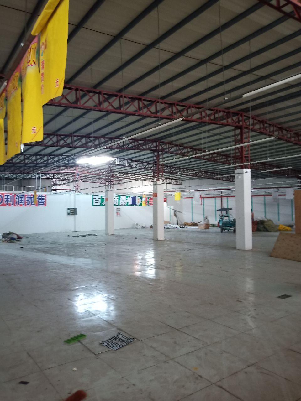 东城新出钢构厂房,只适合仓库,小型加工。