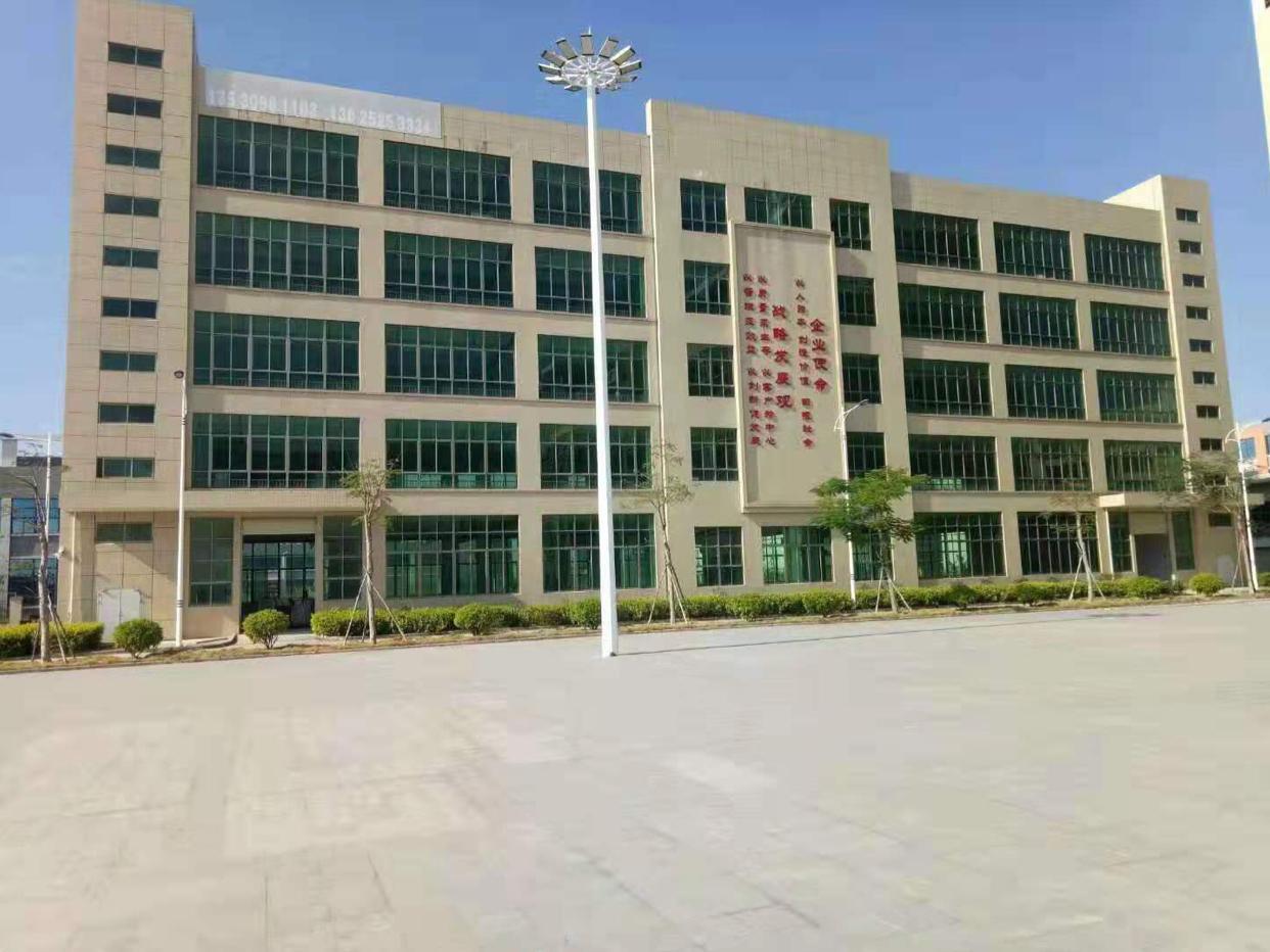 惠州市水口镇东江高新区鸿景威科技园花园式红本厂房大小分租啦,