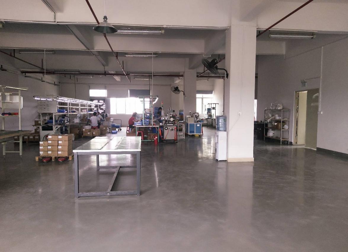 塘厦科苑城新到700平二楼标准厂房,精装修带电梯,可做电池