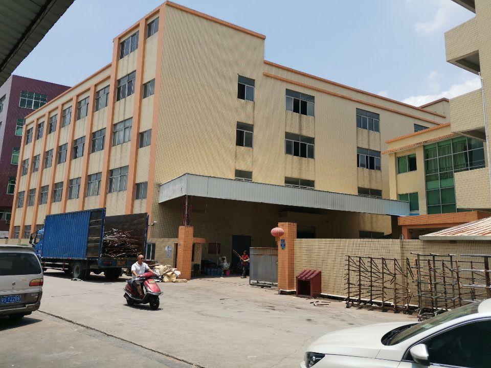 厚街镇新出厂房独门独院厂房有独立办公楼
