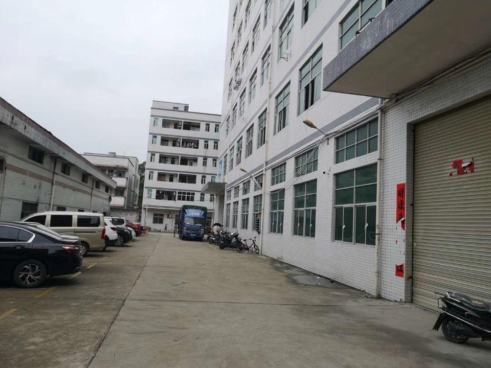 深圳市光明新区新围大工业园区带牛角一楼840平米厂房出招租