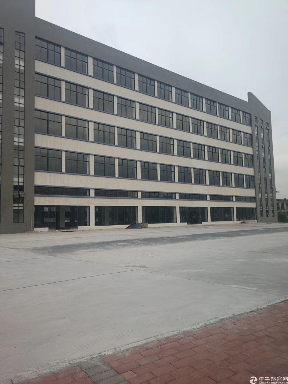 大岭山110亩国有双证工业园出售
