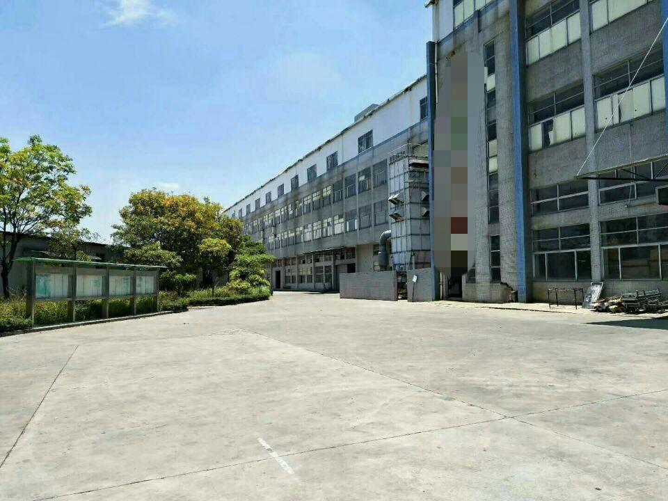 东莞市东部12000平米标准厂房出售