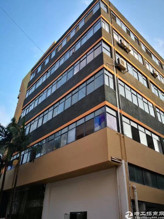 横岗六约塘坑地铁楼精装修300平厂房出租