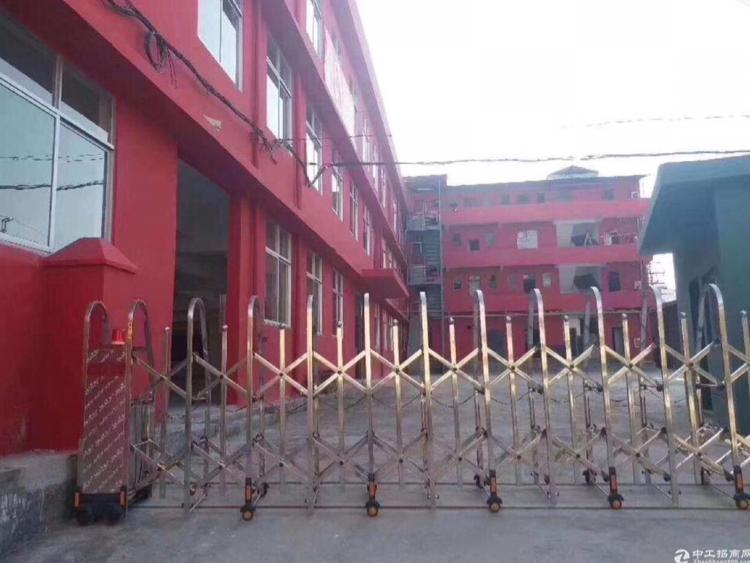 惠州市惠城区江北某工业区内7200方厂房出售