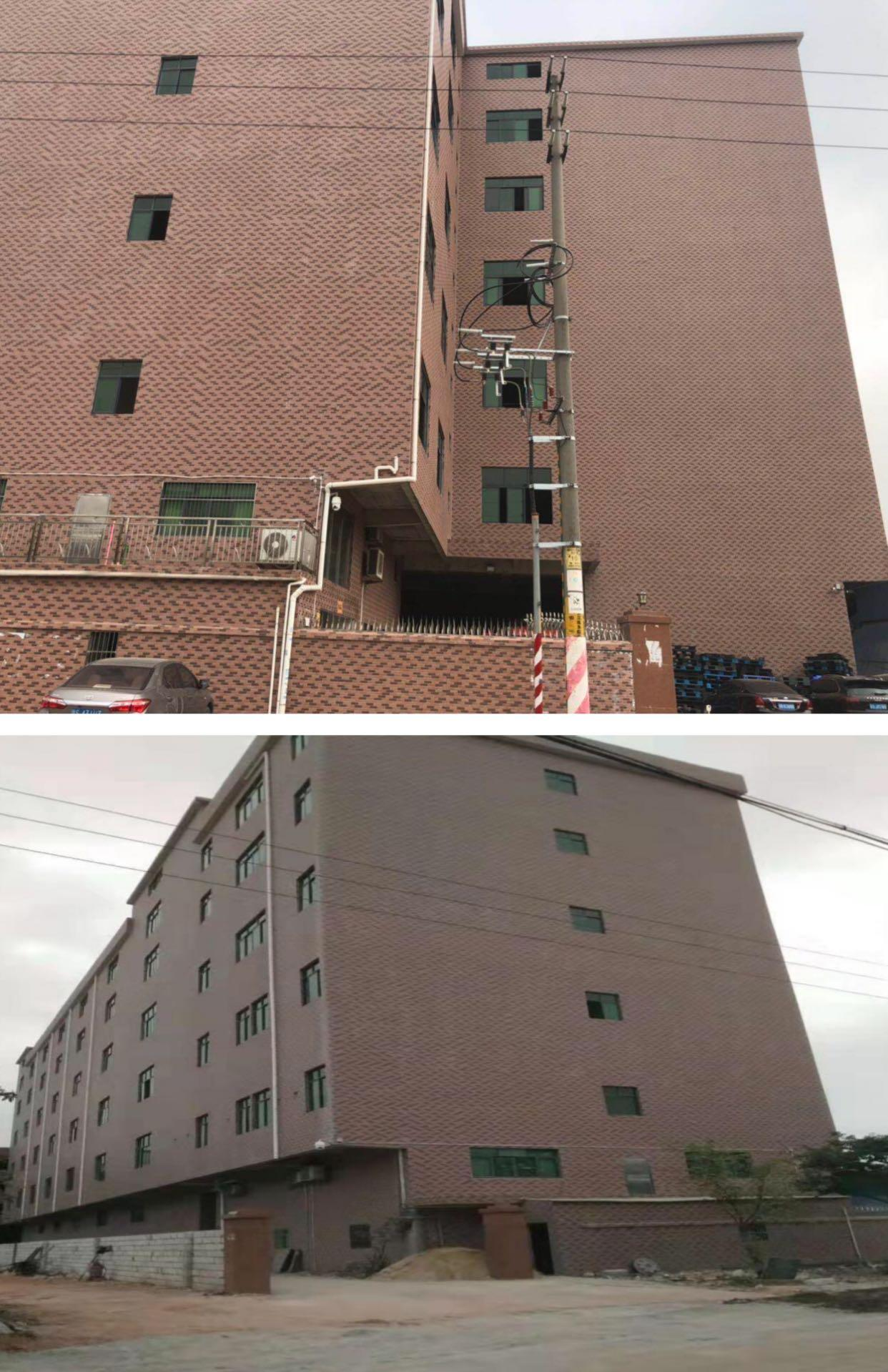 东莞市独院标准厂房建筑15500平方、新厂房3000万