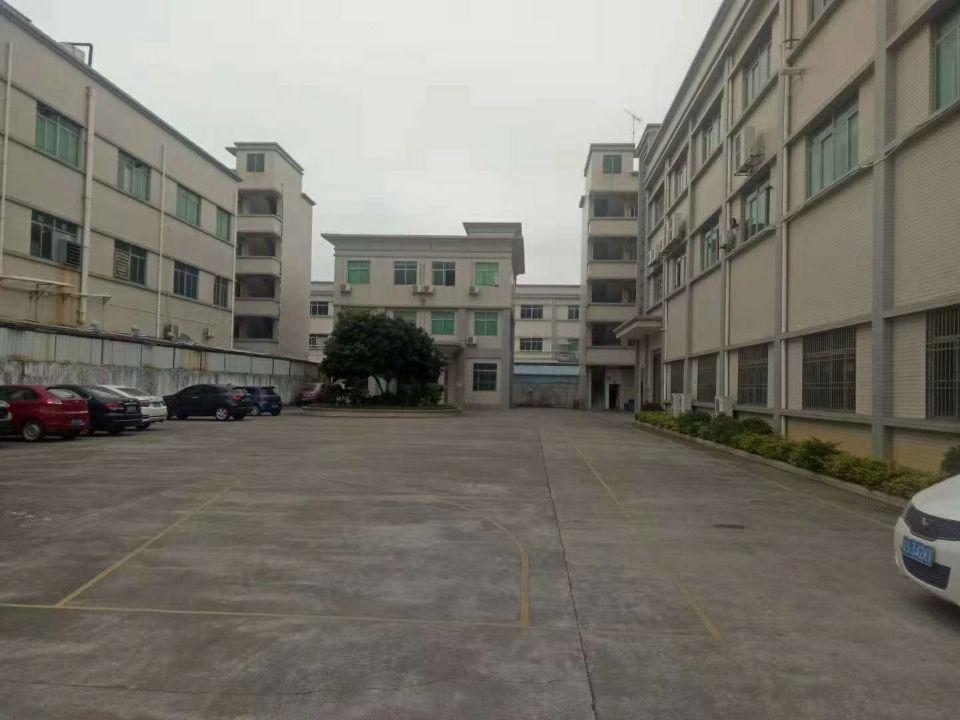 沥林15000平红本独院厂房出售,可清场