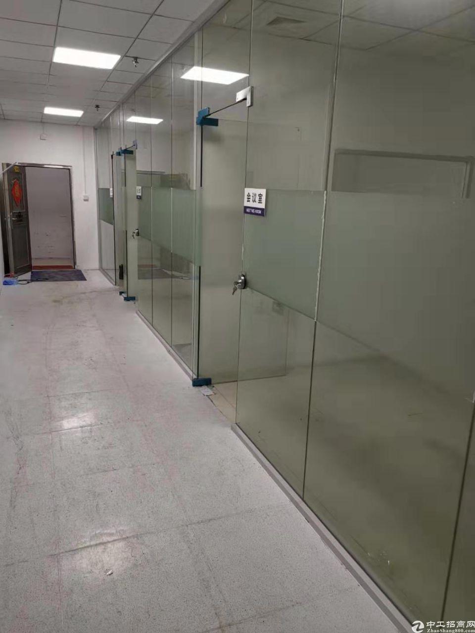 横岗六约现成珠宝厂500平方出租-图8