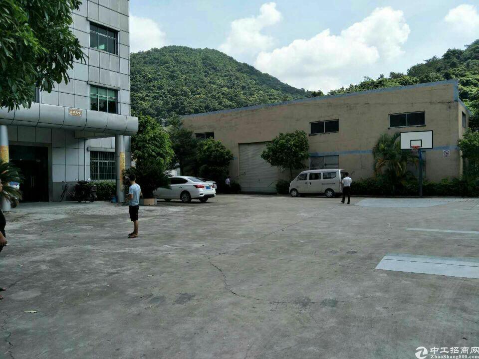 惠阳新圩镇独门独院钢构厂房2150平米