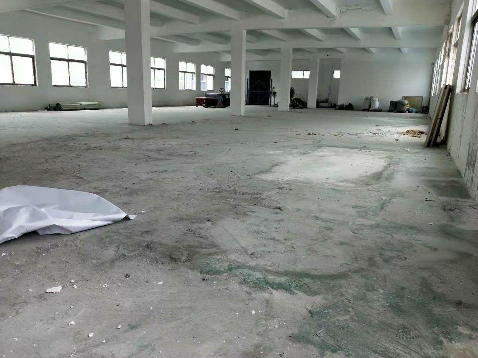 松岗沙浦围新出楼上实际面积450平厂房