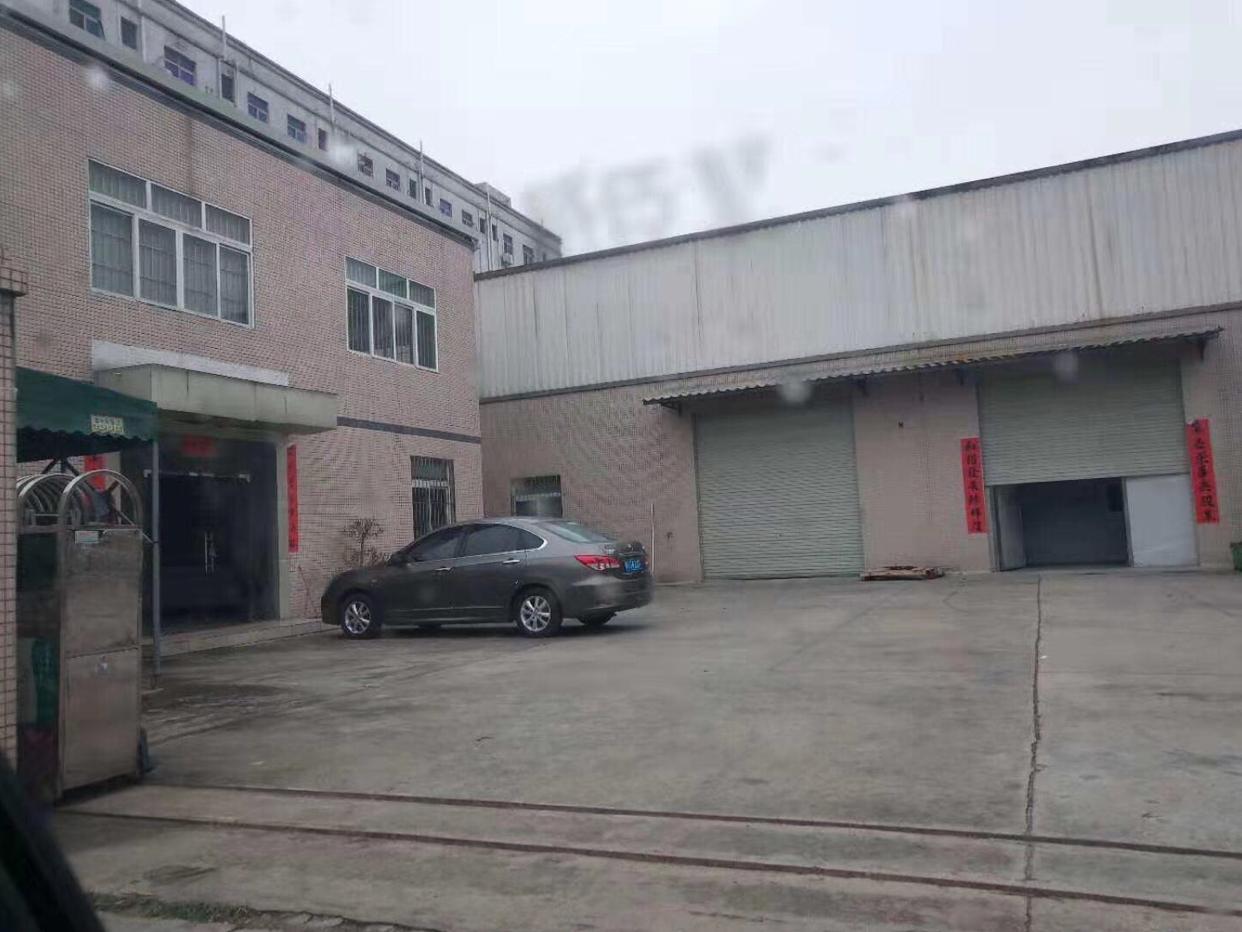 独门独院钢结构单一层厂房招租