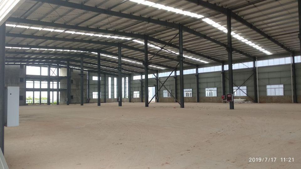 4600平米标准钢结构厂房优质出租价格美丽欢迎来电