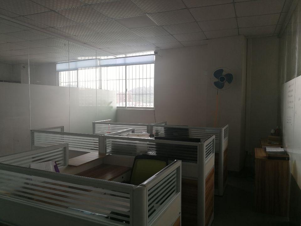 凤岗五联新出原房东带办公室精装修标准厂房3楼500平