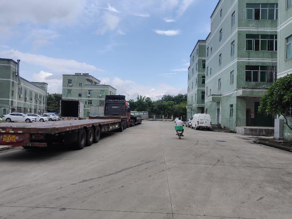 坪山大工业区新出二楼办公仓库400平带两吨电梯卸货平台院子大