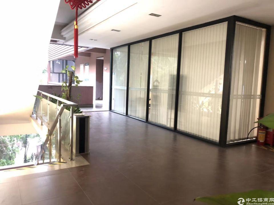 员岗工业园区标准厂房280平米,带精装修-图4