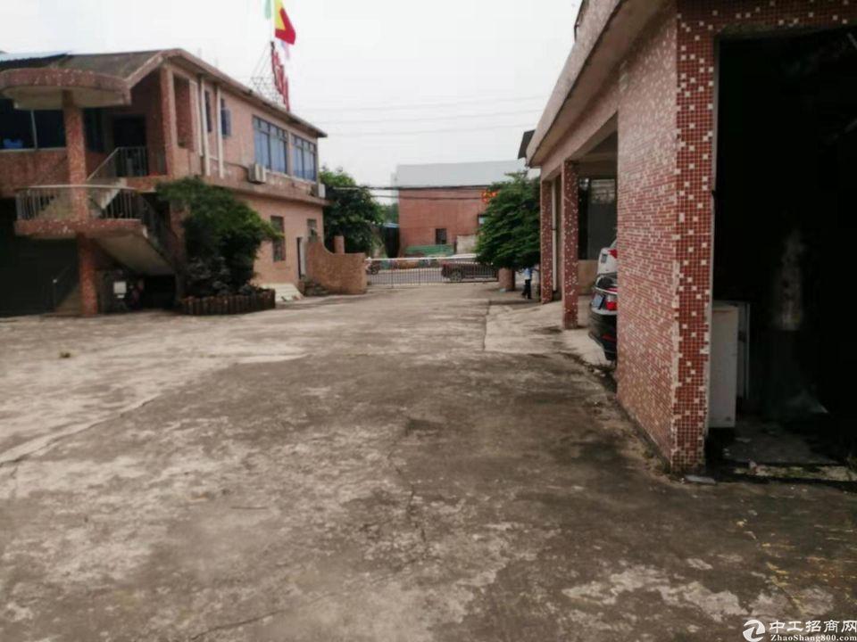 南村镇工业园一楼800平厂房仓库出租,可环评,可注册