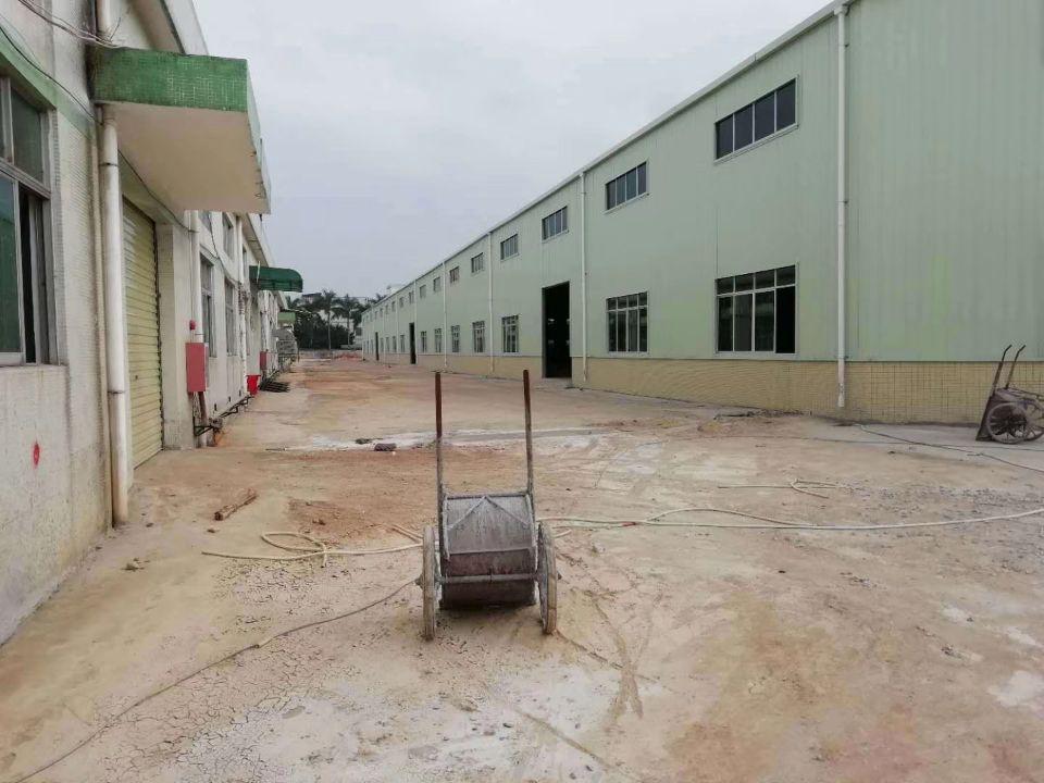 国道边4100平方钢结构厂房出售