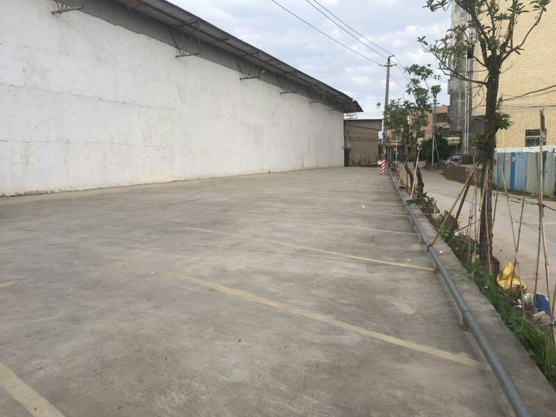 惠州市水口镇2150平方钢构招租