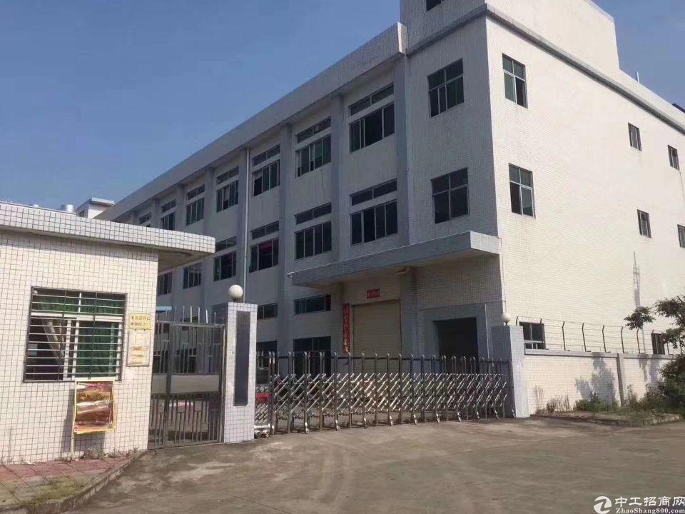 长安独门独院1~3层2200平厂房出租水电齐全