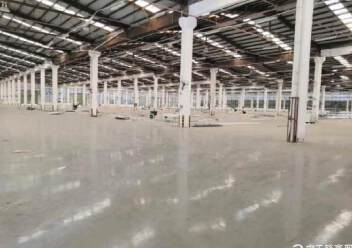 花园式单一层仓库,带卸货平台,丙二类消防图片3