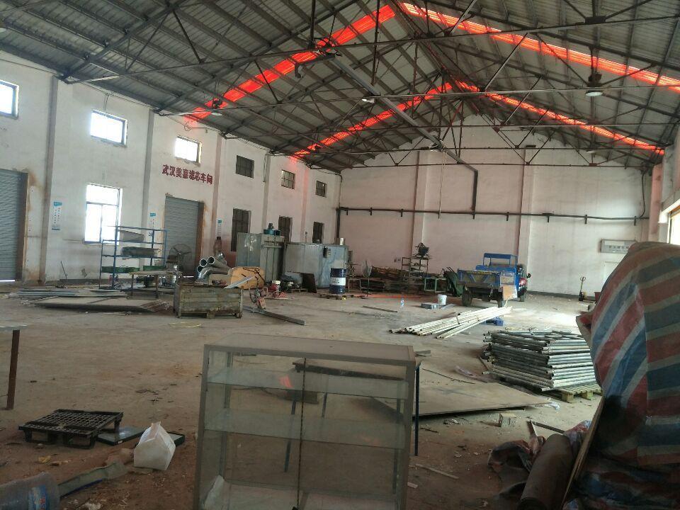 白沙洲厂房1800平米,一线连接。可做汽车维修。可分租。