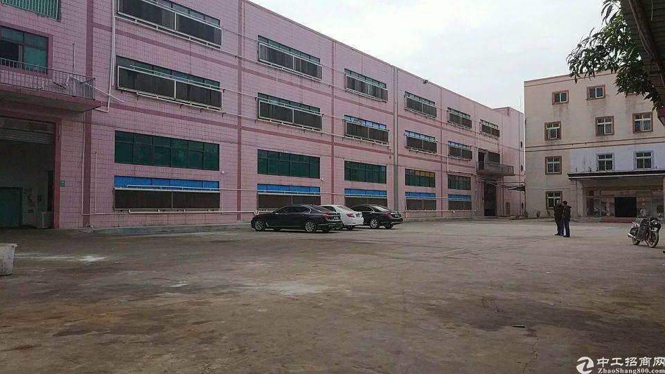 沥林1万平红本厂房出售,可做学校