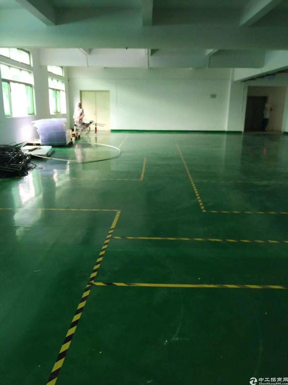 长安乌沙760平方二楼厂房招租