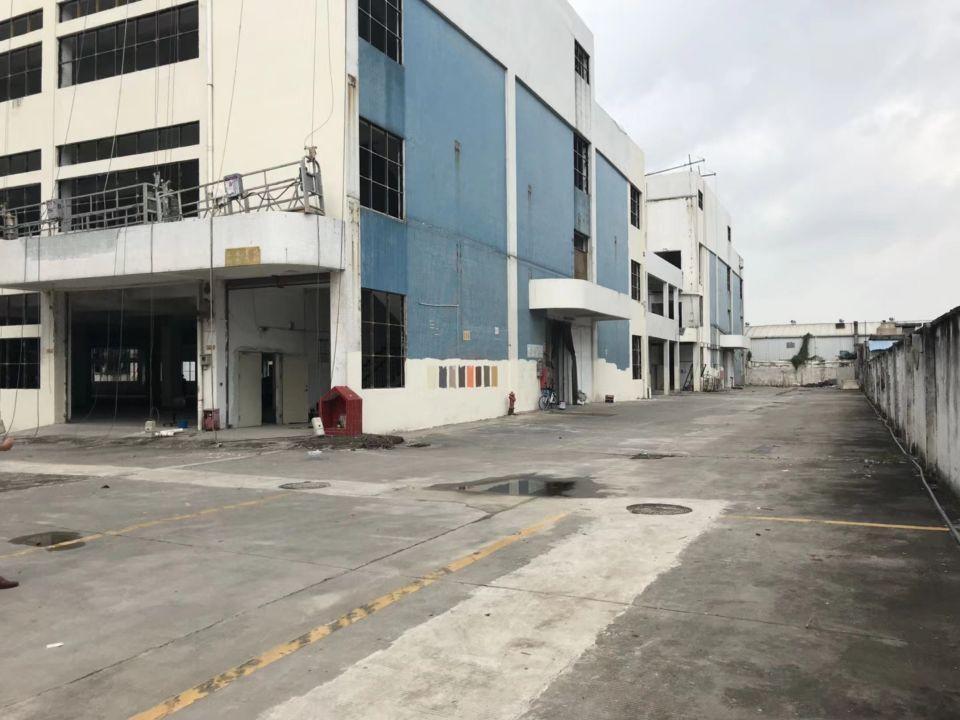 松岗燕罗街道高速口15000平独门独院厂房
