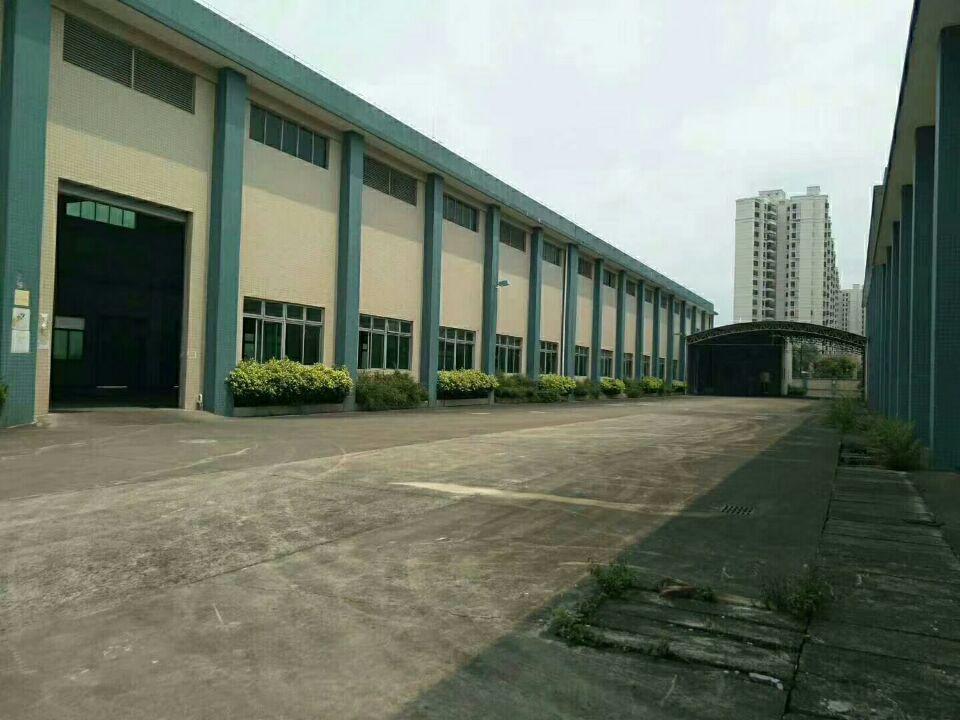 谢岗镇8年回本厂房9600平方厂房出售