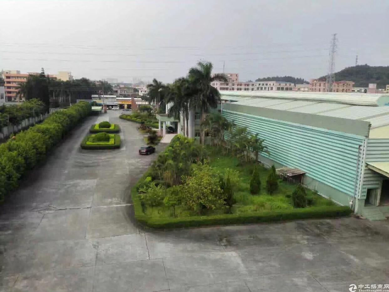 独院22000平方花园式物流仓库
