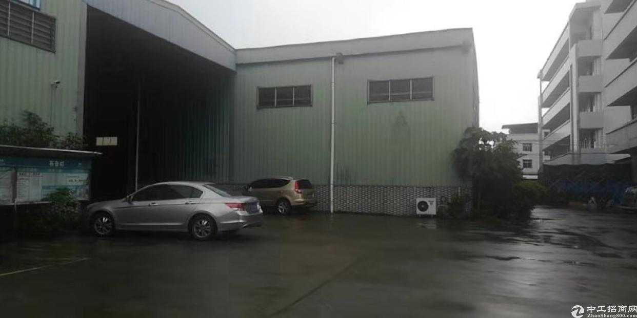 东莞茶山镇原房东独院单一层2500平方