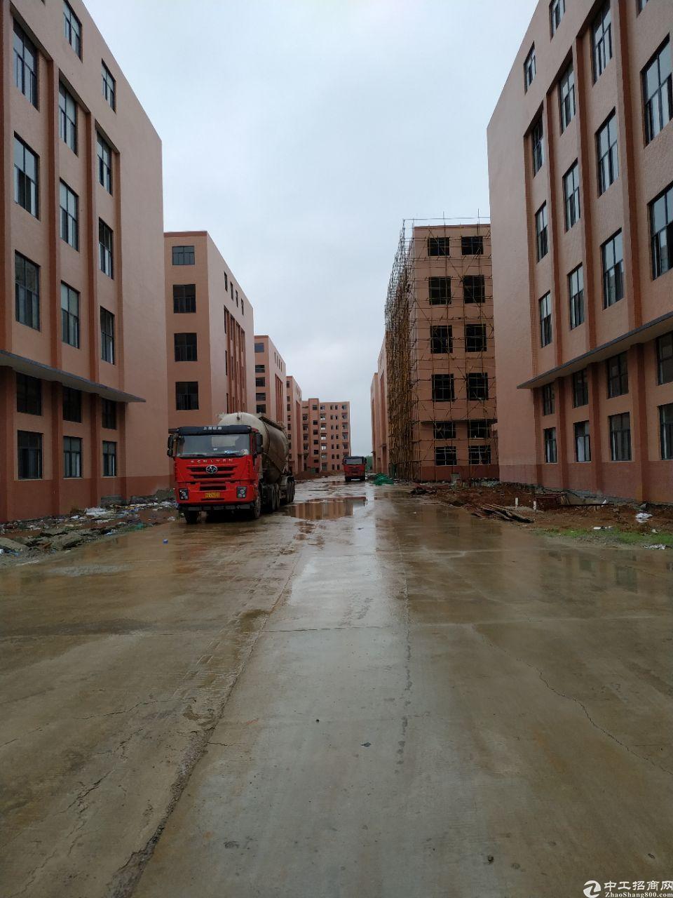 黄陂横店独栋全新厂房招商、价格优惠、有配套办公