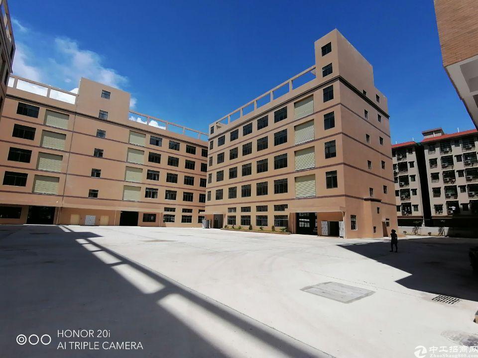 惠阳永湖楼上800平方标准厂房出租,红本工业园内