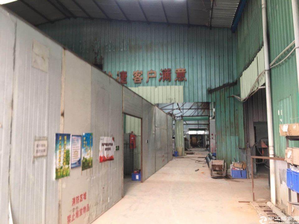 谢岗分租氧化厂房1000平,碱洗铝制品等,有氧化证