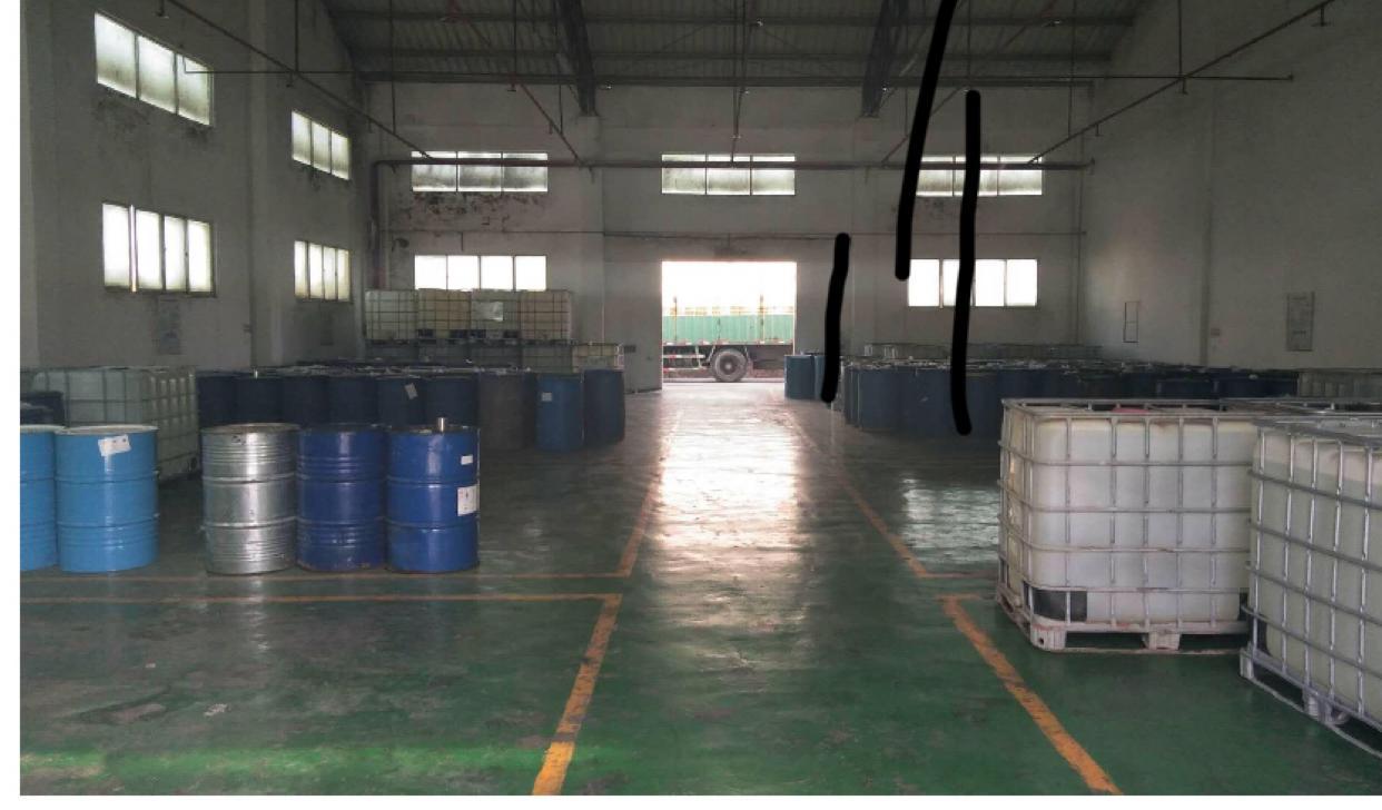 广东带化工牌照厂房出售、产权清晰、接手即可营业