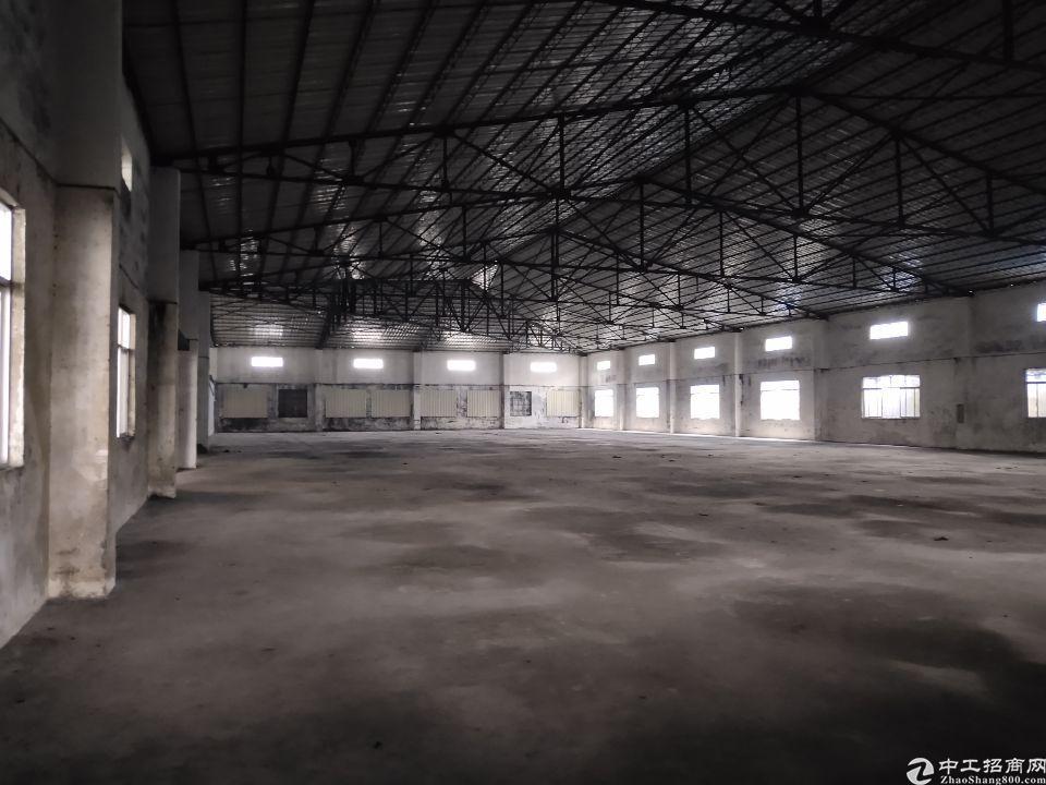 花都区炭步镇环山村工业区独栋厂房仓库出租分租