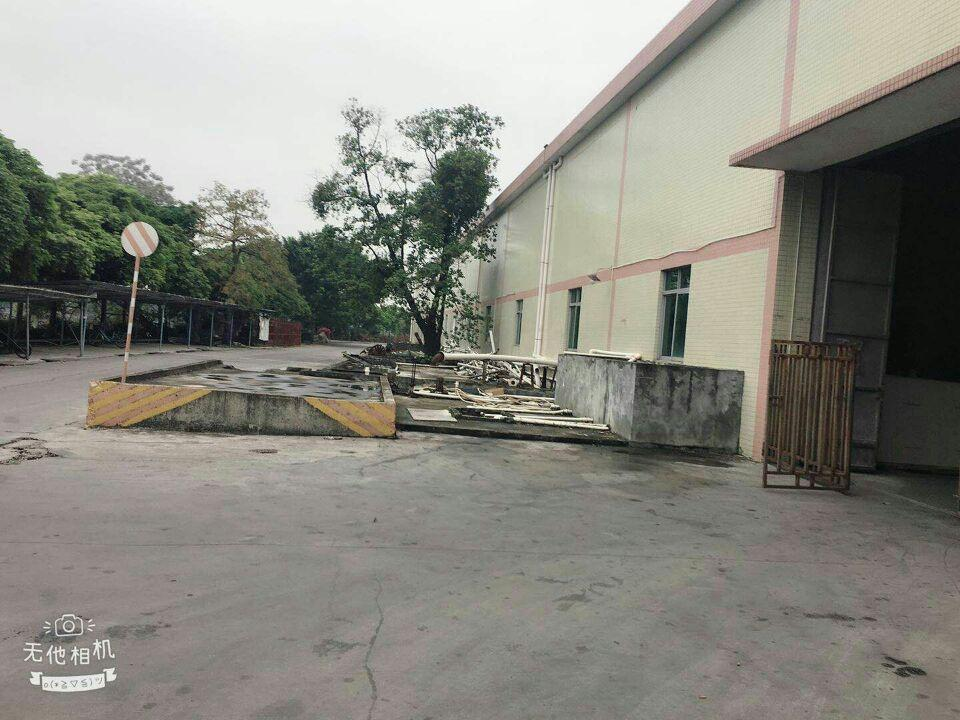 北王路边新出租客分租厂房,滴水9米,带行车,地坪漆