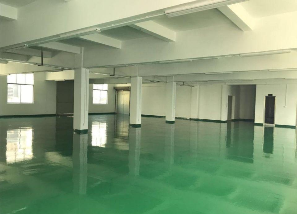 观澜新出楼上1060平办公生产仓库配套交通便利易招工厂房出租