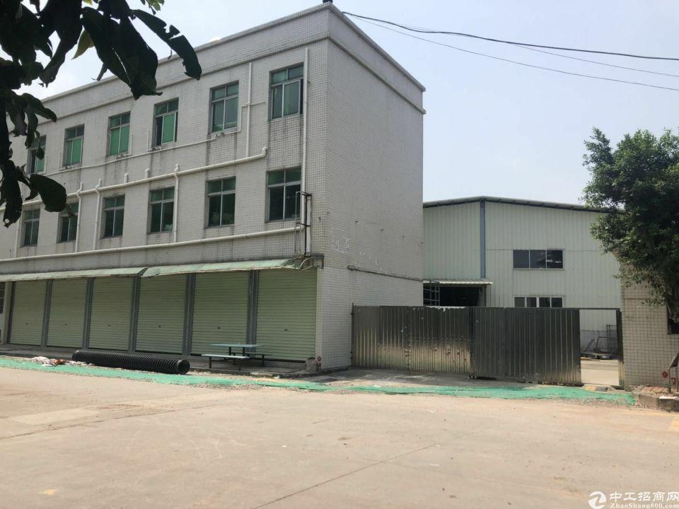 东莞独门独院厂房2000方招租